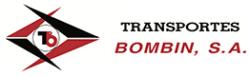 Logo de Transportes Bombin